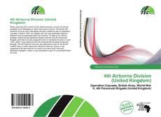 Bookcover of 4th Airborne Division (United Kingdom)