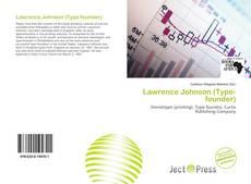 Обложка Lawrence Johnson (Type-founder)