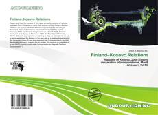 Finland–Kosovo Relations的封面
