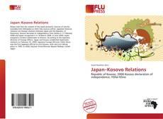 Portada del libro de Japan–Kosovo Relations
