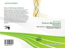 Portada del libro de Kosovo–Montenegro Relations
