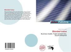 Bookcover of Blended Value