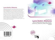 Couverture de Lyons Switch, Oklahoma