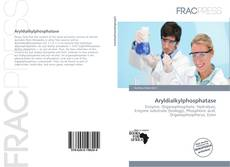 Bookcover of Aryldialkylphosphatase