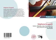 Portada del libro de Stéphane Grappelli