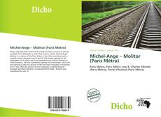 Buchcover von Michel-Ange – Molitor (Paris Métro)