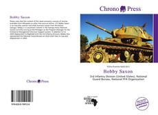 Bookcover of Bobby Saxon