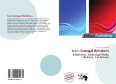 Copertina di Iran–Senegal Relations