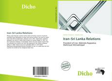 Bookcover of Iran–Sri Lanka Relations