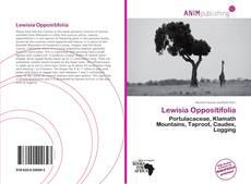 Bookcover of Lewisia Oppositifolia