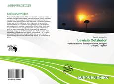 Bookcover of Lewisia Cotyledon