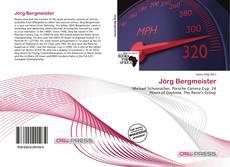 Buchcover von Jörg Bergmeister