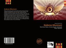 Portada del libro de Kodomo (Musician)