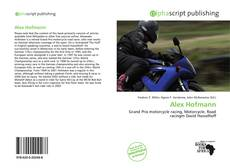 Bookcover of Alex Hofmann