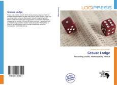 Grouse Lodge kitap kapağı