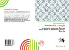Bookcover of Macedonia, Georgia