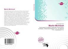 Capa do livro de Martin McIntosh