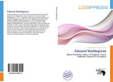 Bookcover of Edward Waldegrave