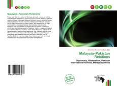 Couverture de Malaysia–Pakistan Relations