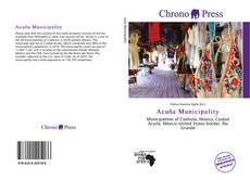 Buchcover von Acuña Municipality