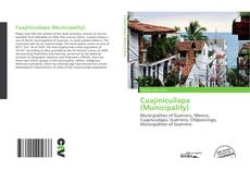 Bookcover of Cuajinicuilapa (Municipality)