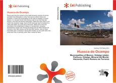 Bookcover of Huasca de Ocampo