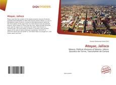 Portada del libro de Atoyac, Jalisco
