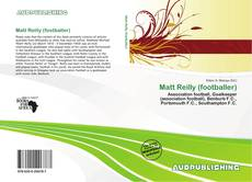 Bookcover of Matt Reilly (footballer)