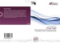 Bookcover of Jiang Tingxi