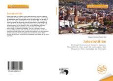 Portada del libro de Jalostotitlán