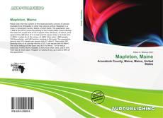 Bookcover of Mapleton, Maine
