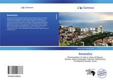 Обложка Amanalco