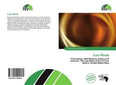 Обложка Lou Reda