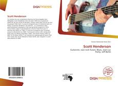 Scott Henderson kitap kapağı
