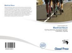 Bookcover of Manfred Neun