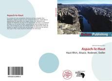 Portada del libro de Aspach-le-Haut
