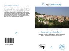 Bookcover of Caravaggio, Lombardy