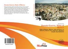 Donato Guerra, State of Mexico的封面