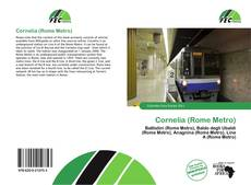Bookcover of Cornelia (Rome Metro)