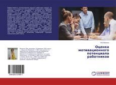 Bookcover of Оценка мотивационного потенциала работников