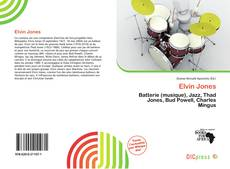 Couverture de Elvin Jones