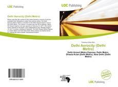 Portada del libro de Delhi Aerocity (Delhi Metro)