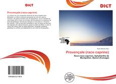 Bookcover of Provençale (race caprine)