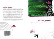 Couverture de Michael Brecker