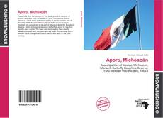 Bookcover of Aporo, Michoacán