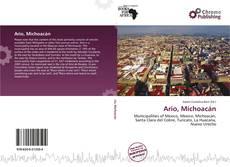 Bookcover of Ario, Michoacán