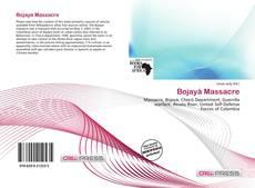 Bookcover of Bojayá Massacre