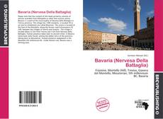 Portada del libro de Bavaria (Nervesa Della Battaglia)