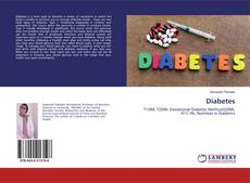 Bookcover of Diabetes