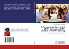 Borítókép a  A Comparative Assessment of On-Campus and Off-Campus Students' Housing - hoz